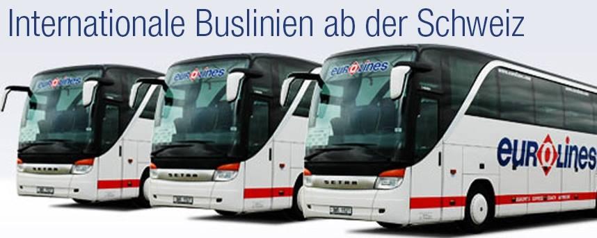 EUROLINES Online Booking